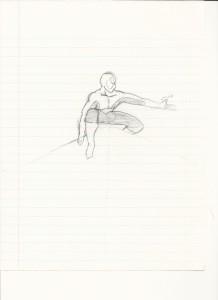 Spidey sketch #1