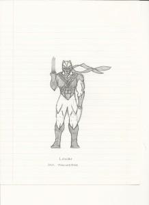 Wolverine concept