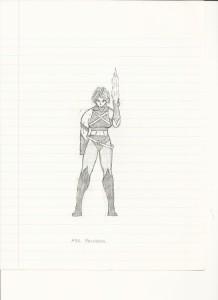 Psylocke concept
