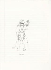 Sabretooth concept