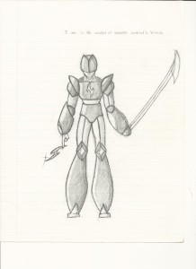 Another second round Skraith character.